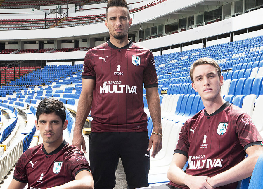 Queretaro 2019 Puma Third Kit