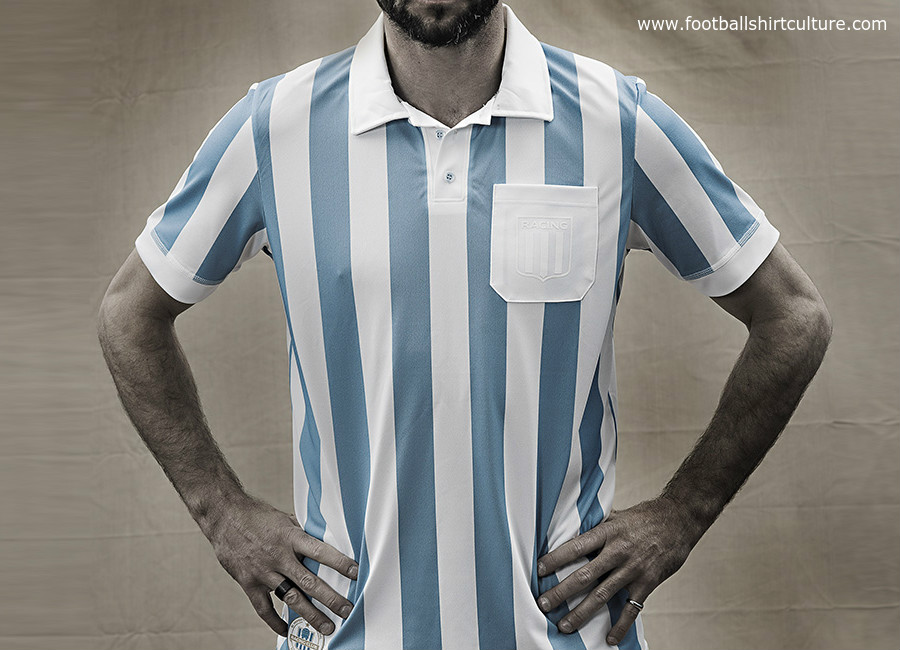Racing Club 2017 Kappa 50th Anniversary Shirt