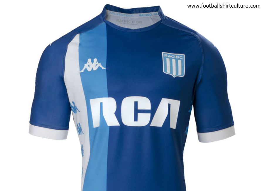 Racing Club 2018 Kappa Away Shirt