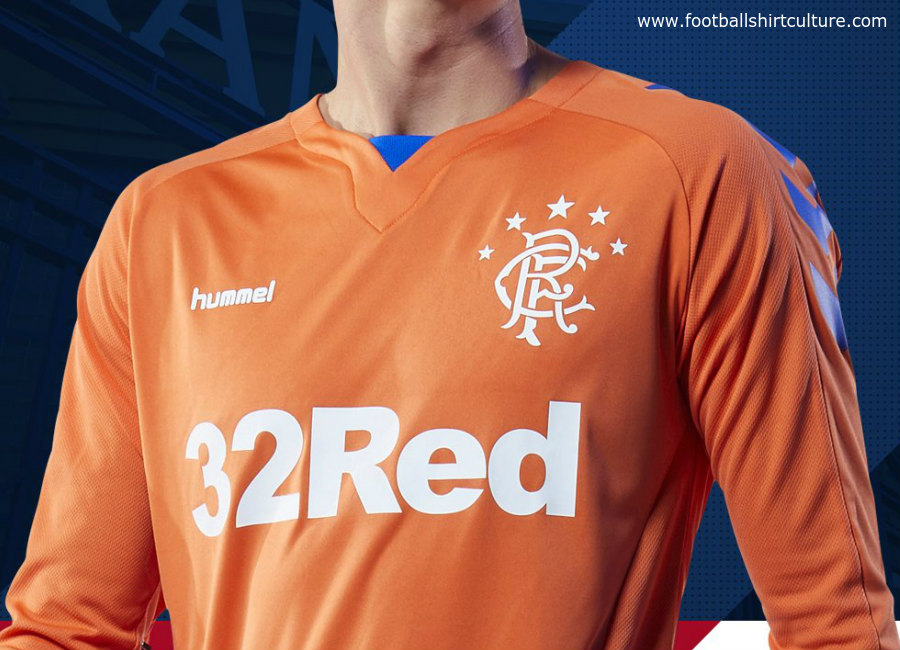 official photos b3c94 0ecb3 Rangers 2018-19 Hummel Third Kit | 18/19 Kits | Football ...