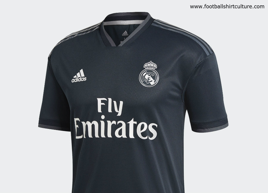 08b20cc9c Real Madrid 2018-19 Adidas Away Kit
