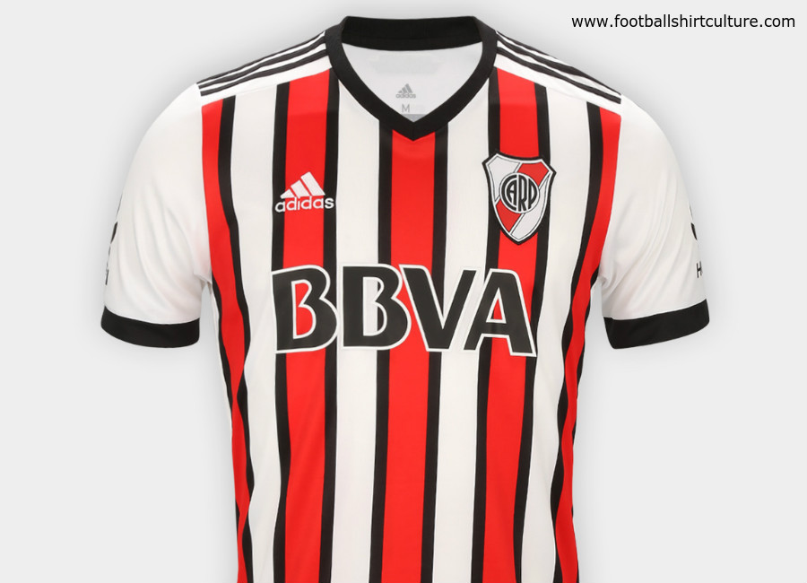 River Plate 2018 Adidas Third Kit