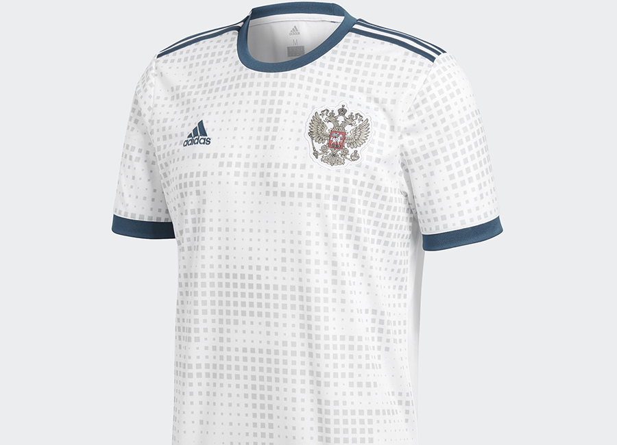 Russia 2018 World Cup Adidas Away Kit