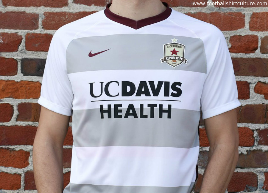 Sacramento Republic 2018 Nike Away Kit