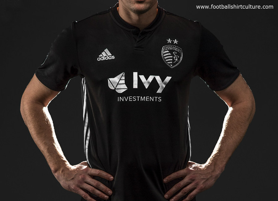 Sporting Kansas City 2018 Adidas Away Kit