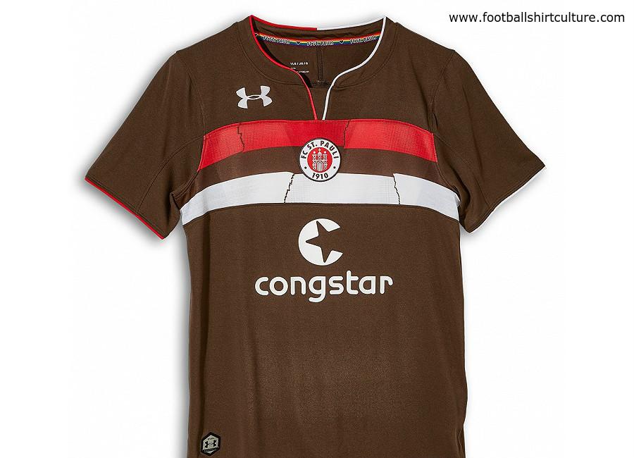St. Pauli 2018-19 Under Armour Home Kit