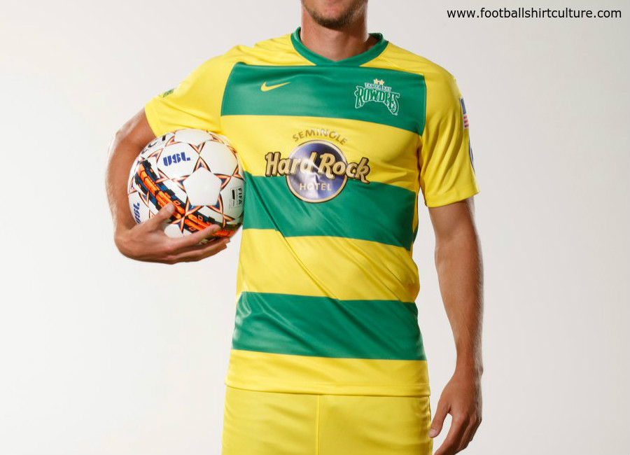 Tampa Bay Rowdies 2018 Nike Away Kit