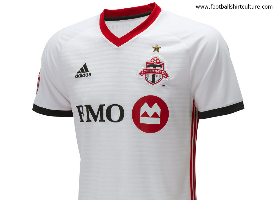 Toronto FC 2018 Adidas Away Kit