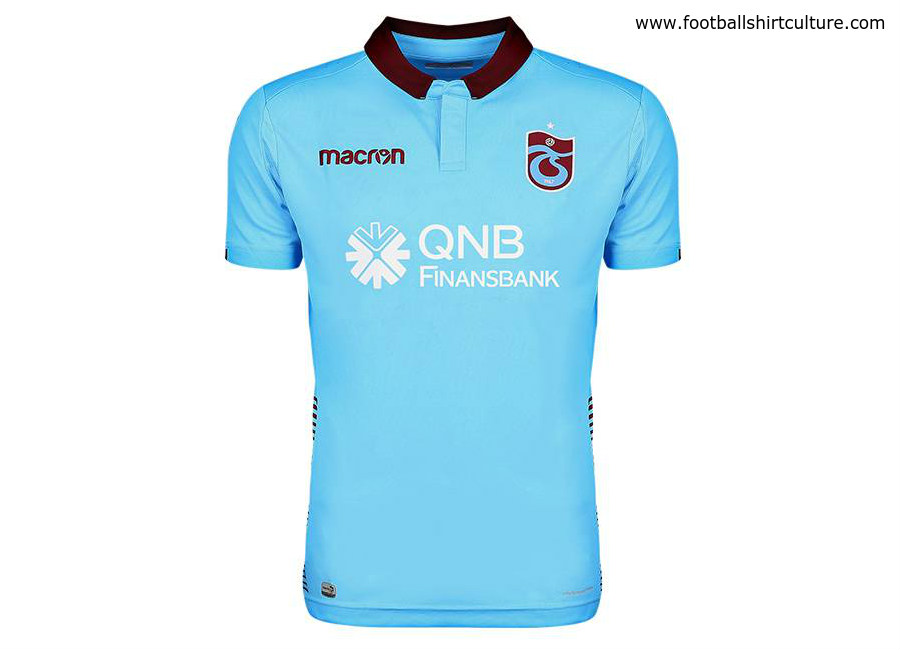 Trabzonspor 2018-19 Macron Away Kit