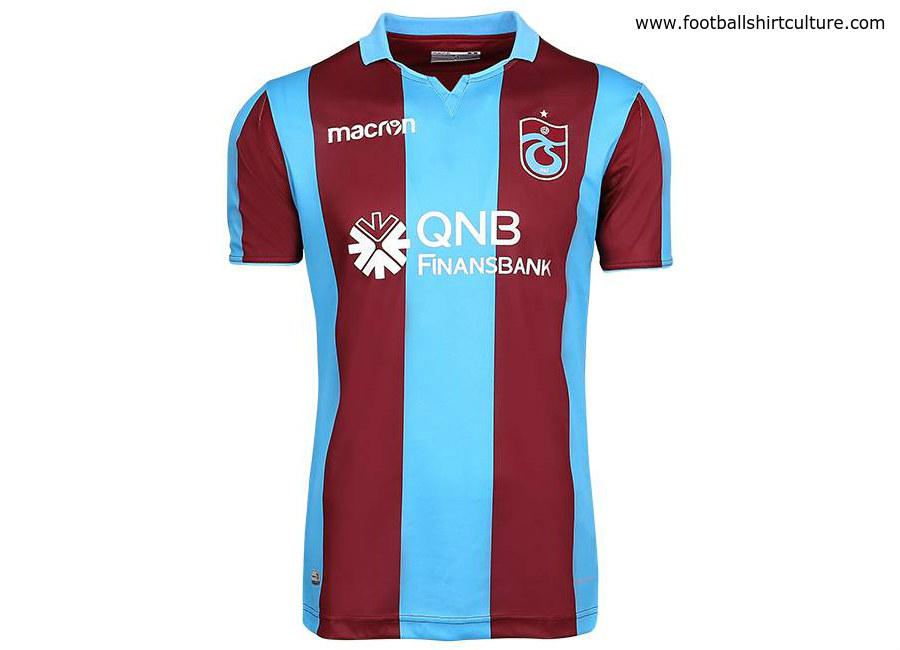Trabzonspor 2018-19 Macron Home Kit
