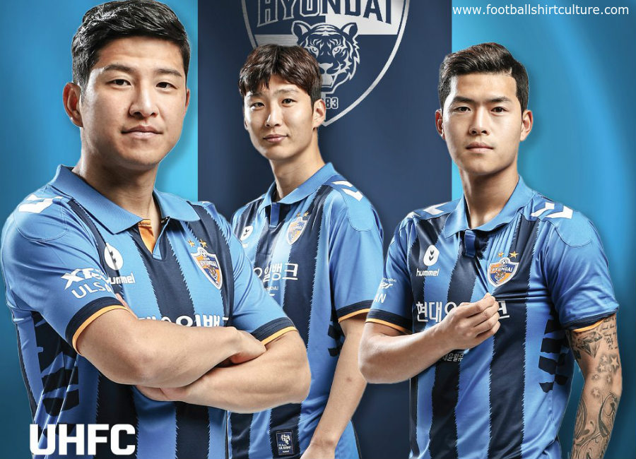 Ulsan Hyundai 2018 Hummel Home Kit