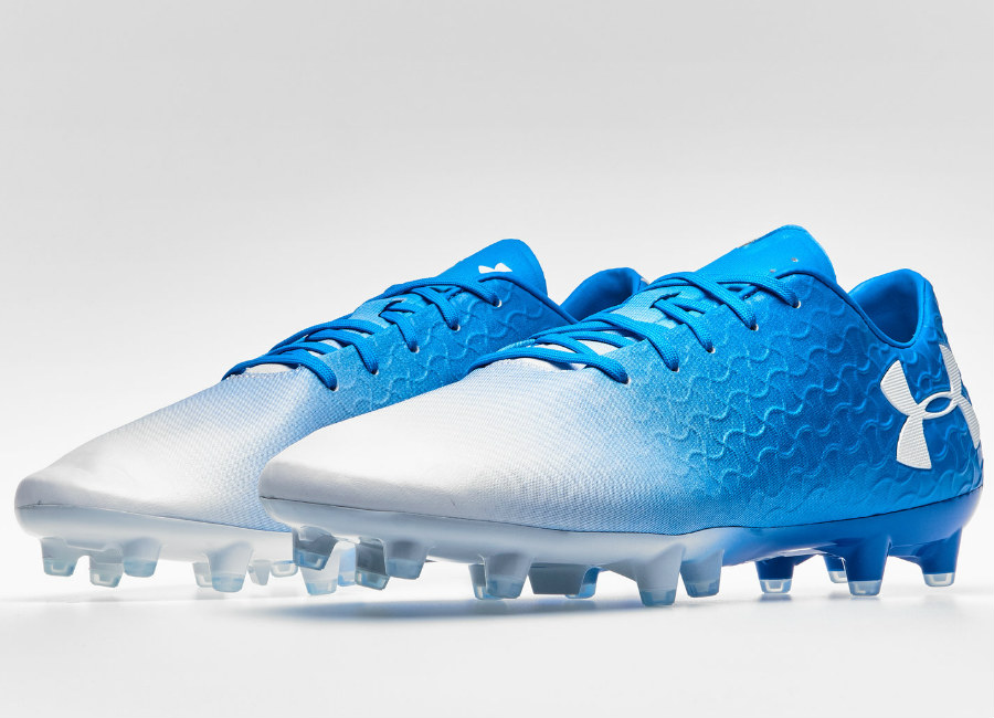 Under Armour Magnetico Pro FG - Blue Circuit / White