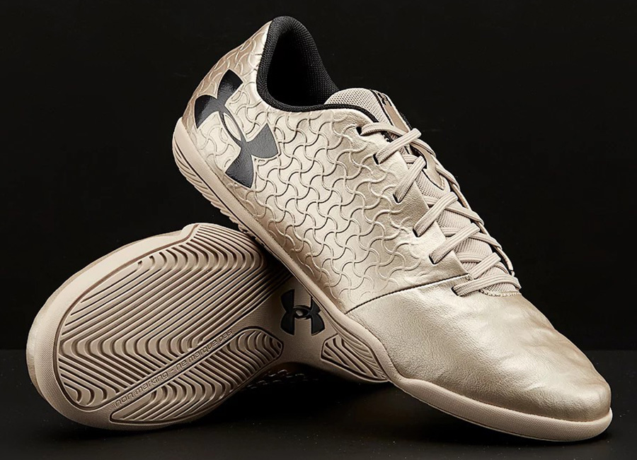Under Armour Magnetico Select IN - Metallic Gold