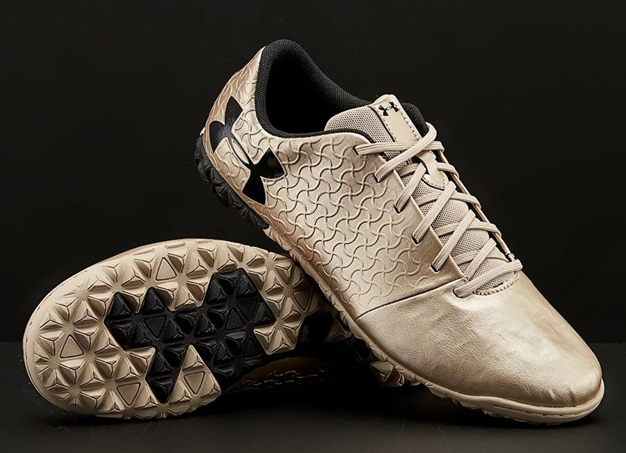 Under Armour Magnetico Select TF - Metallic Gold