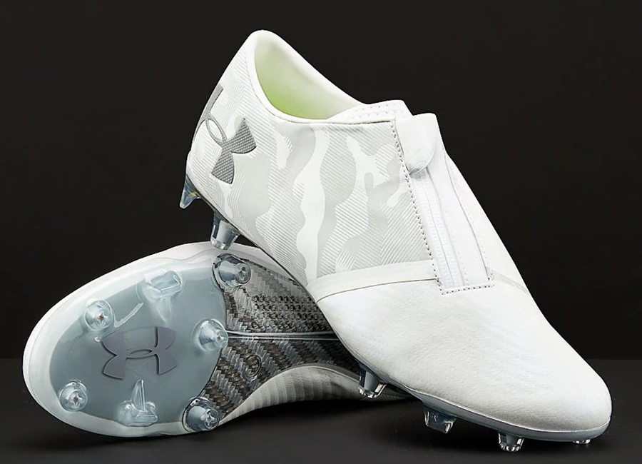 Under Armour Spotlight FG - White