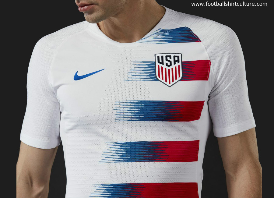 United States 2018 Nike Home Kit