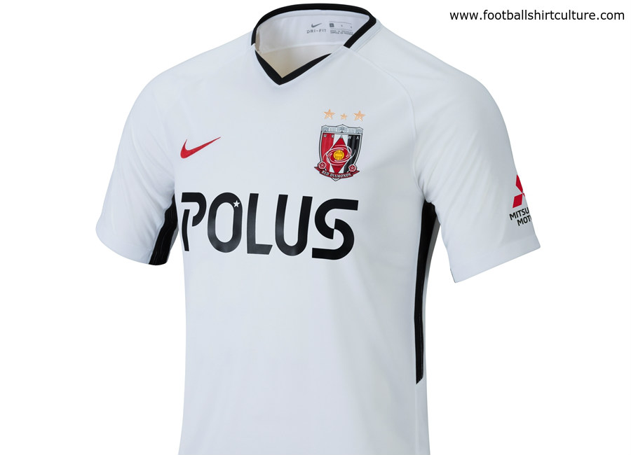 Urawa Red Diamonds 2018 Nike Away Kit