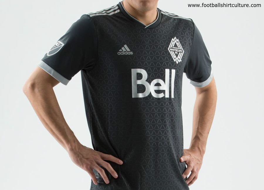 Vancouver Whitecaps 2018 Adidas Away Kit