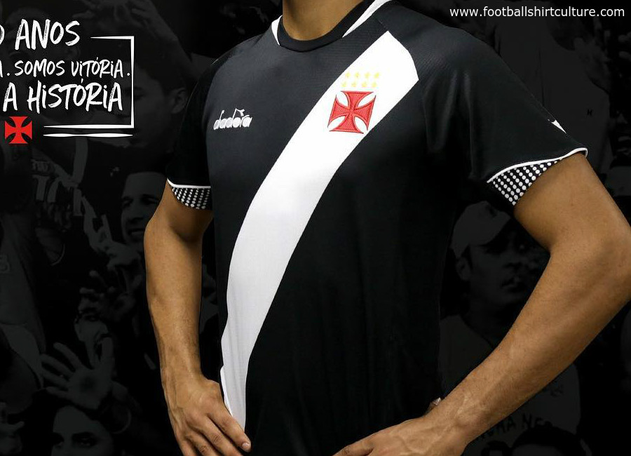 60002caec3 Vasco da Gama 2018 Diadora Home Kit
