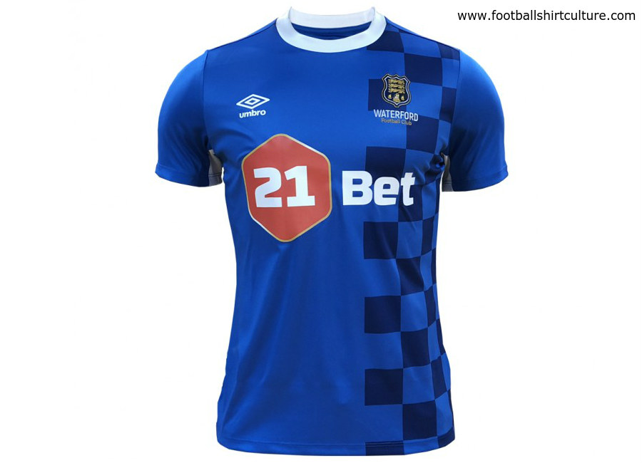 Waterford 2018 Umbro Home Kit