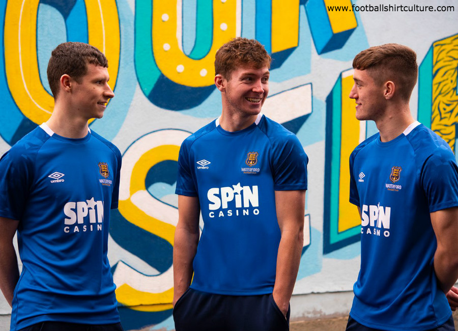 9f92a925d Waterford FC 2019 Umbro Home Kit | 18/19 Kits | Football shirt blog