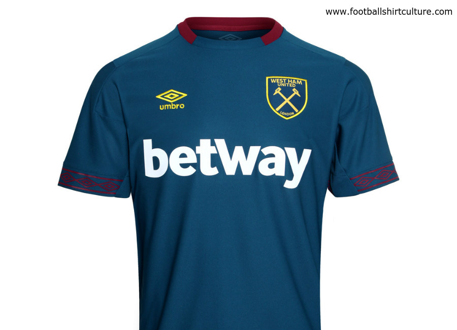 west ham united trikot 19/19
