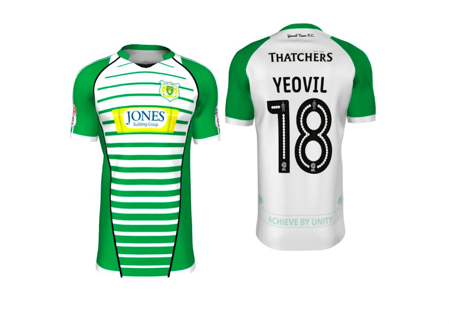 Yeovil Town 2018/2019 Shirt Vote