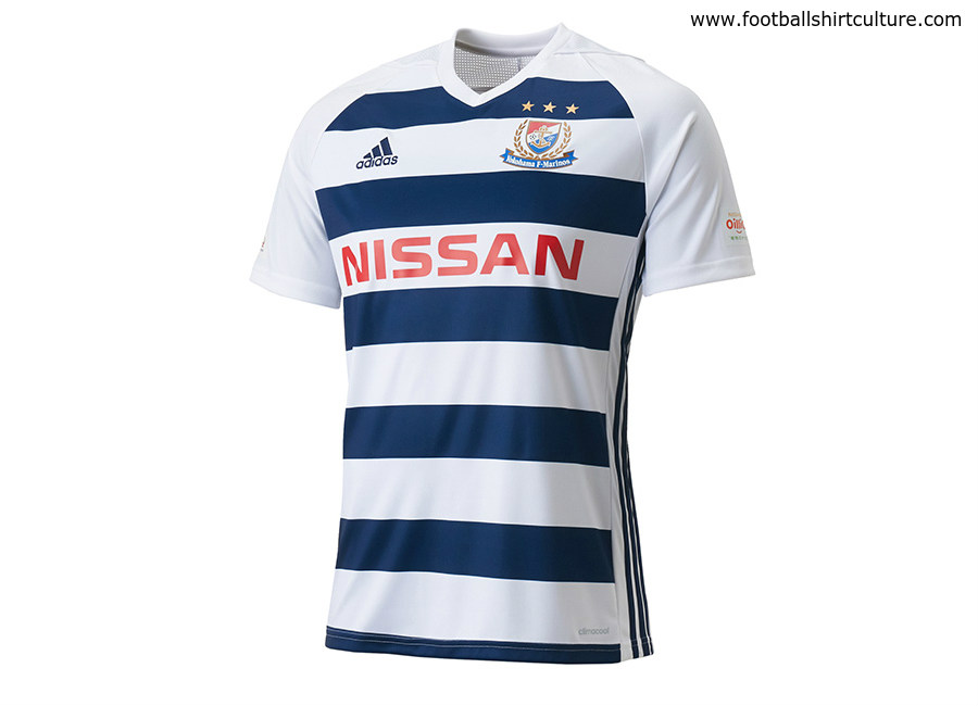 Yokohama F. Marinos 2018 Adidas Away Kit