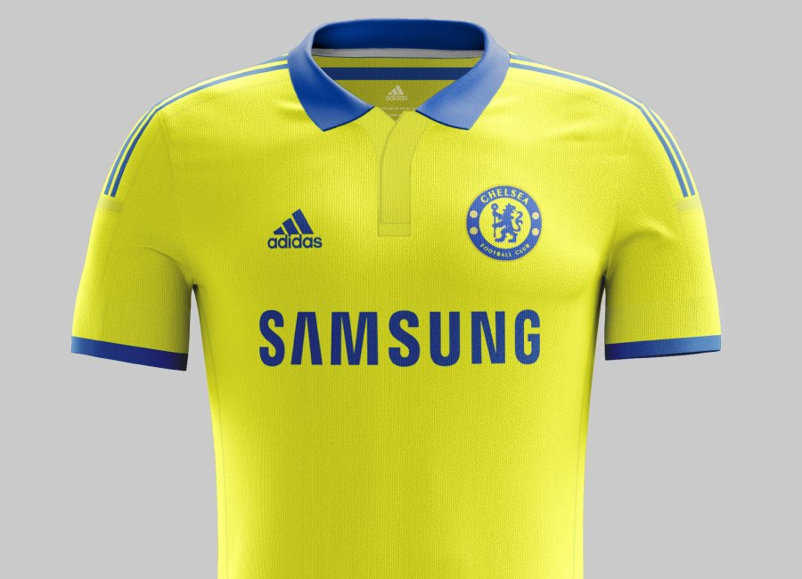 Top 35 #32 - Chelsea 2014 Away Kit