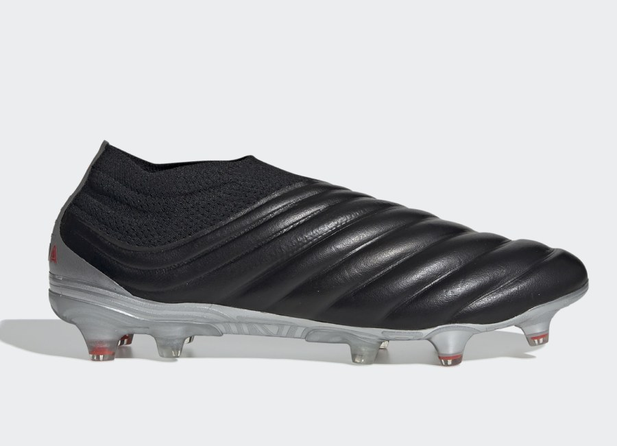 Adidas Copa 19+ FG 302 Redirect - Core Black / Hi-Res Red / Silver Met #adidasfootball #footballboots #adidassoccer
