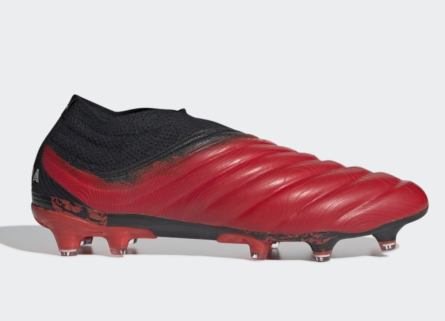 Adidas Copa 20+ FG Mutator - Active Red / Cloud White / Core Black #adidasfootball #footballboots #adidassoccer
