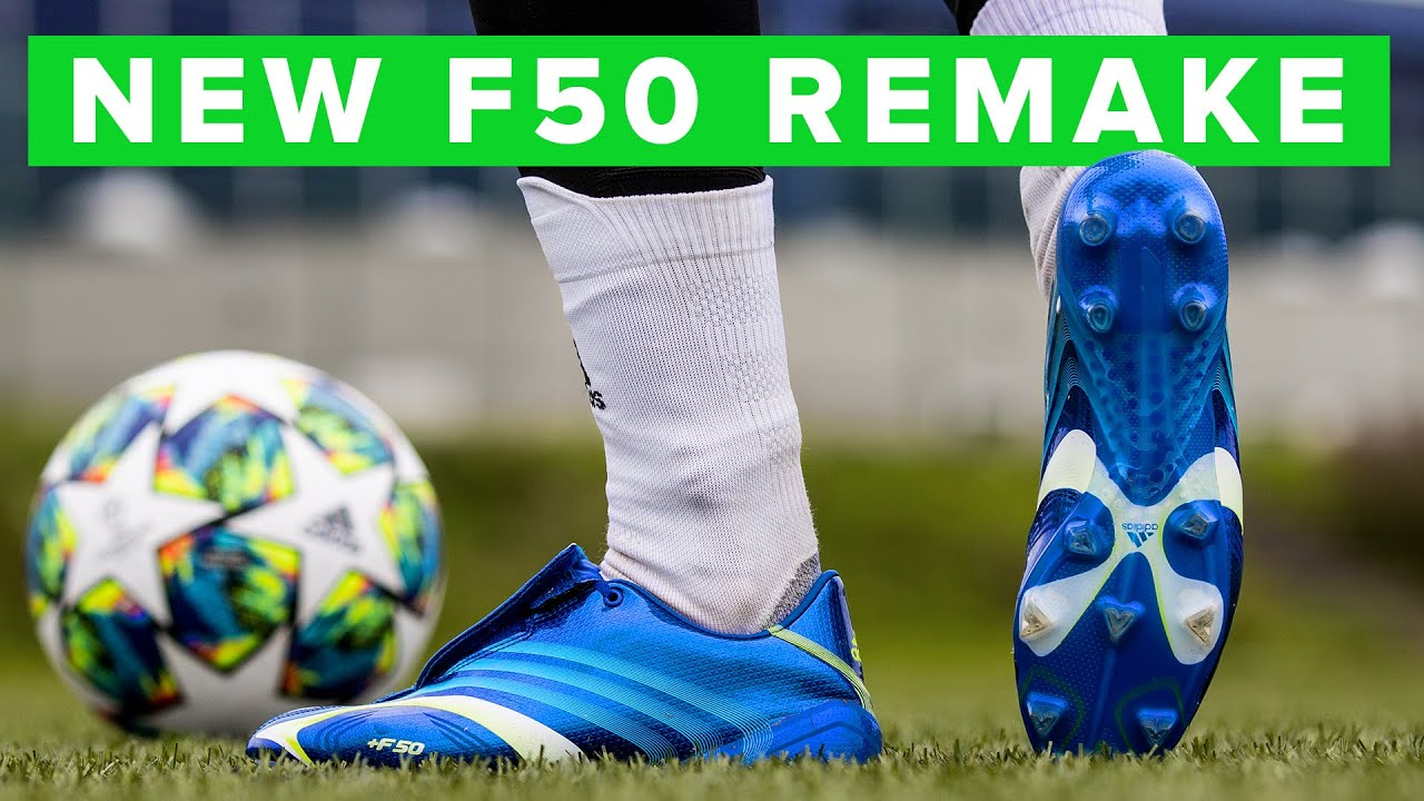 Adidas F50.6 Remake Play Test #adidasfootball #footballboots