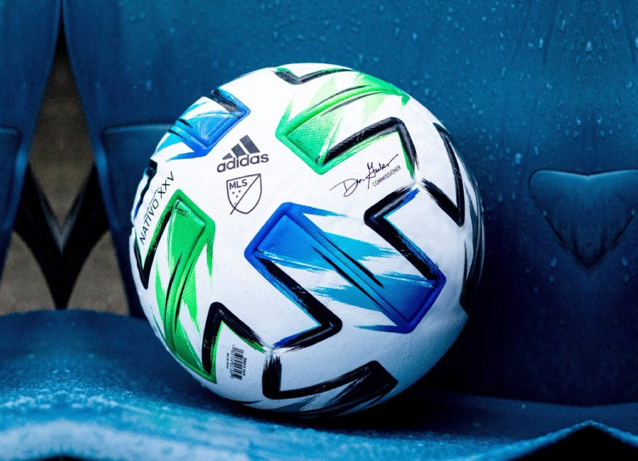 Adidas MLS 2020 NATIVO XXV Match Ball #mls #adidassoccer #ussoccer