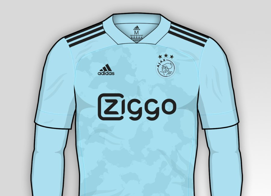 Ajax 2020-21 Away Kit Prediction #afca #ajaxamsterdam #afcajax