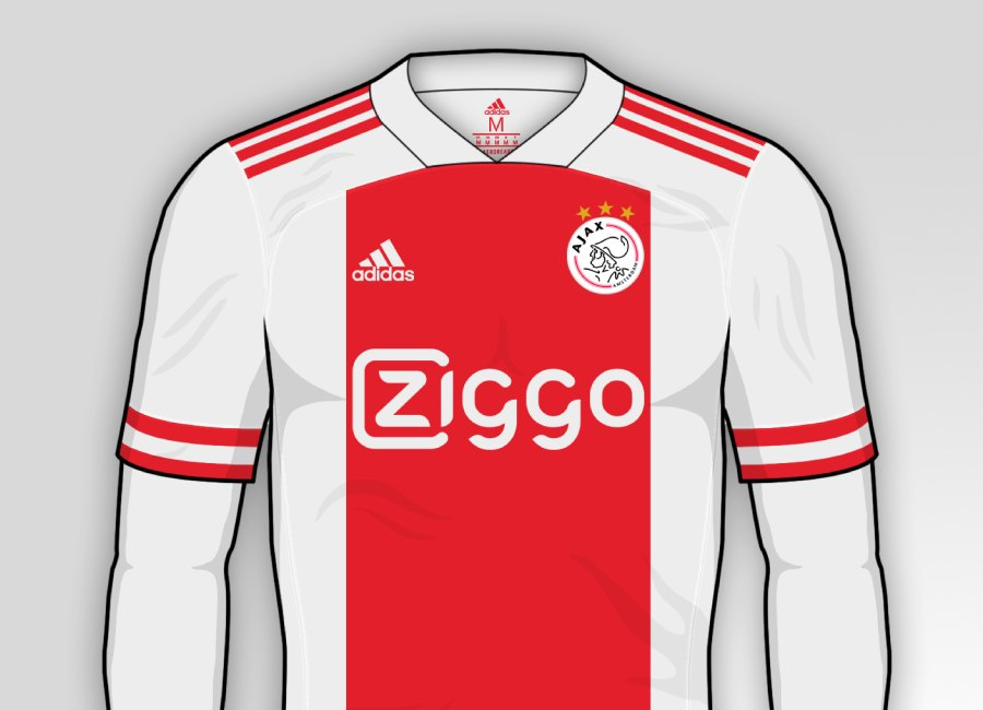 Ajax 2020-21 Home Kit Prediction #afca #ajaxamsterdam #afcajax