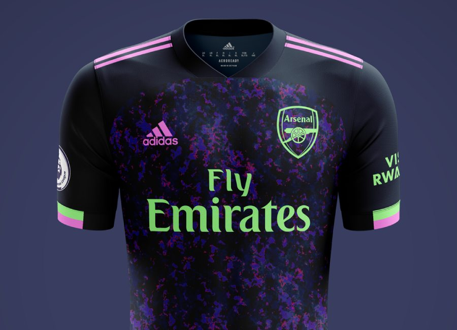 Arsenal 2020-21 Away Kit Prediction #arsenal #arsenalfc #WeAreTheArsenal
