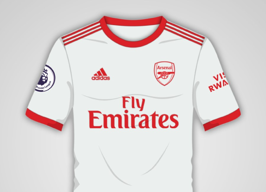 Arsenal 2020-21 Away Kit Prediction #arsenal #WeAreTheArsenal #arsenalfc