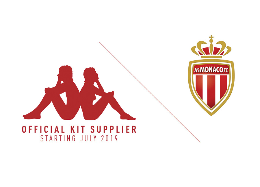 AS Monaco Announce Kappa Kit Deal Until 2025 #ASMonaco #TeamASM #footballshirt