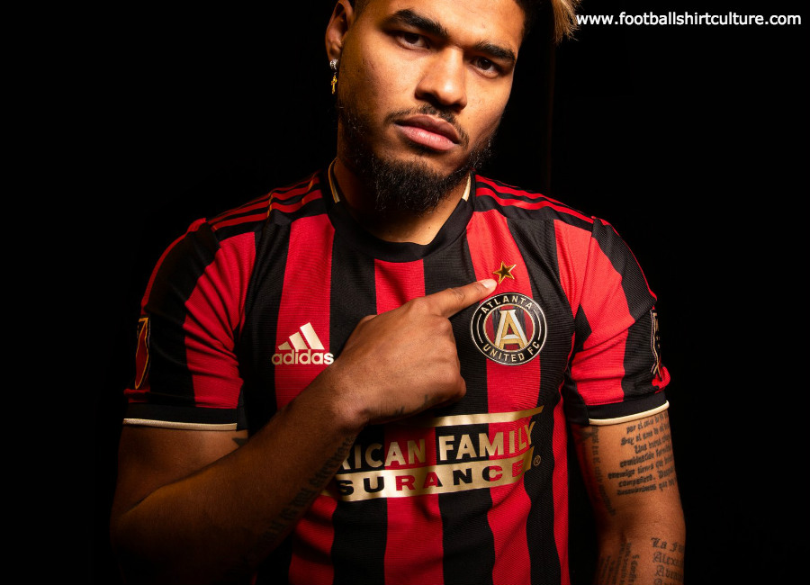 Atlanta United 2019 Adidas Home Kit #AtlantaUnited #atlutd #mls #adidasfootball #adidassoccer