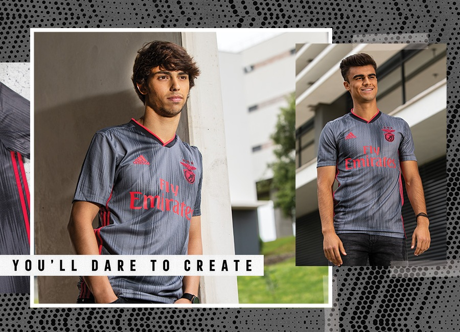 Benfica 2019-20 Adidas Away Kit | 19/20 Kits | Football shirt blog