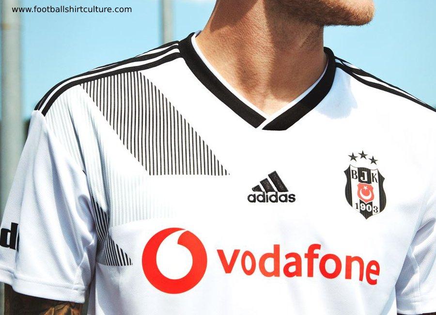 fecha de lanzamiento: grandes ofertas en moda mayor selección de Besiktas 2019-20 Adidas Home Kit | 19/20 Kits | Football shirt blog