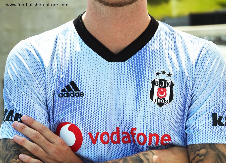 Besiktas 2019-20 Adidas Third Kit #Besiktas #BeşiktaşJK #adidasfootball