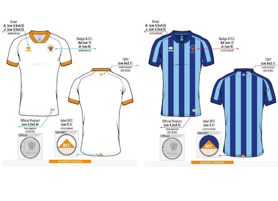Blackpool FC 2019/20 Errea Away Kit Vote #BlackpoolFC #Blackpool