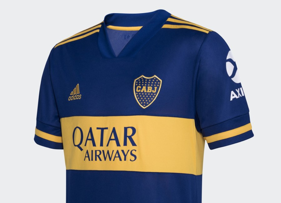 Boca Juniors 2020 Adidas Home Kit #BocaJuniors #Boca #adidasfootball