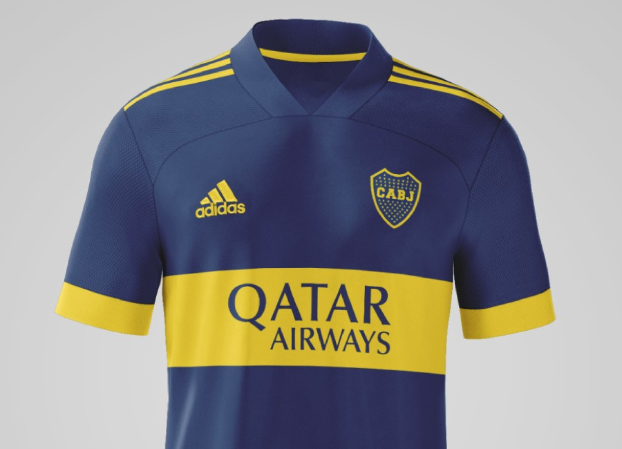 Boca Juniors 2020 Home Kit Prediction #BocaJuniors #boca #VamosBoca