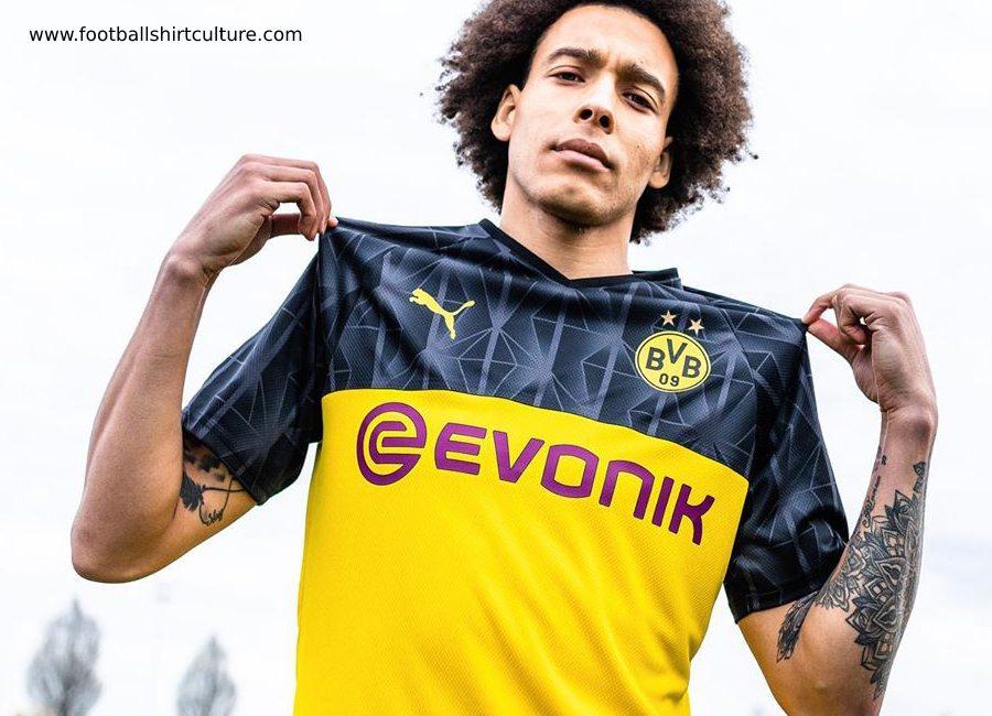 Borussia Dortmund 2019 20 Puma Tournament Kit 19 20 Kits Football Shirt Blog
