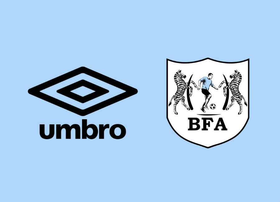 Botswana and Umbro Announce Kit Deal #umbro #footballshirt