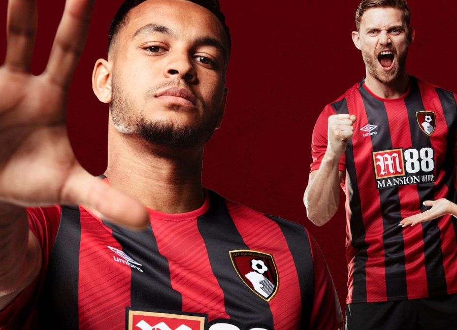 Bournemouth 19/20 Umbro Home Kit Commercial