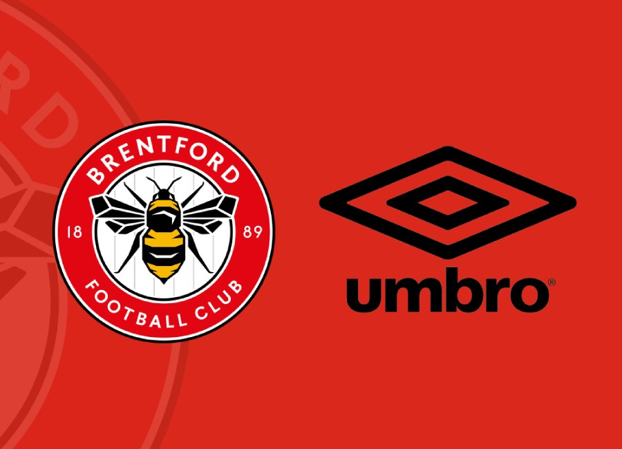 Brentford Announce Umbro Kit Deal #Brentfordfc #umbro #WeAreBrentford #WeAreUmbro