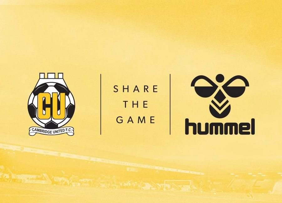 Cambridge United Announce Hummel Kit Deal #CamUTD #CambridgeUnited #cufc